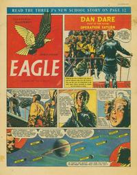 Cover Thumbnail for Eagle (Hulton Press, 1950 series) #v4#12