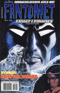 Cover Thumbnail for Fantomet (Hjemmet / Egmont, 1998 series) #3/2012