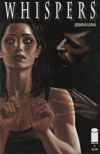 Cover for Whispers (Image, 2012 series) #1