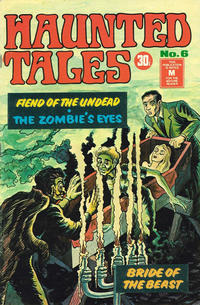 Cover Thumbnail for Haunted Tales (K. G. Murray, 1973 series) #6