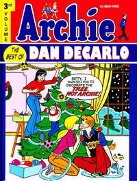 Cover Thumbnail for Archie: The Best of Dan DeCarlo (IDW, 2010 series) #3