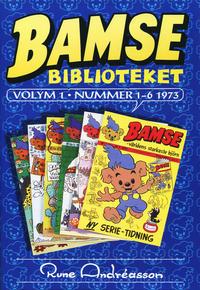 Cover Thumbnail for Bamsebiblioteket (Egmont, 2000 series) #1