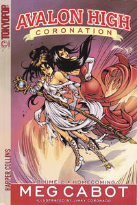 Cover Thumbnail for Avalon High: Coronation (Tokyopop, 2007 series) #2 - Homecoming