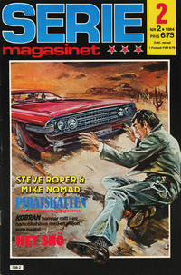 Cover Thumbnail for Seriemagasinet (Semic, 1970 series) #2/1984