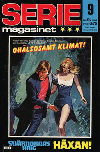 Cover Thumbnail for Seriemagasinet (Semic, 1970 series) #9/1984