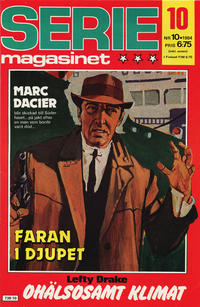 Cover Thumbnail for Seriemagasinet (Semic, 1970 series) #10/1984