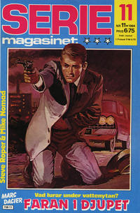 Cover Thumbnail for Seriemagasinet (Semic, 1970 series) #11/1984