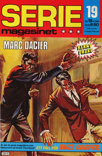 Cover Thumbnail for Seriemagasinet (Semic, 1970 series) #19/1984