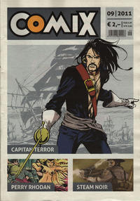 Cover Thumbnail for Comix (JNK, 2010 series) #9/2011