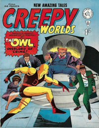 Cover Thumbnail for Creepy Worlds (Alan Class, 1962 series) #52