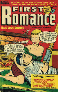 Cover Thumbnail for First Romance (Magazine Management, 1952 series) #22