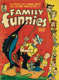 Cover Thumbnail for Family Funnies (Associated Newspapers, 1953 series) #53