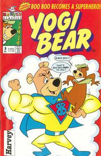 Cover Thumbnail for Yogi Bear (Harvey, 1992 series) #5