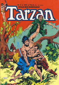 Cover Thumbnail for Tarzan (Atlantic Forlag, 1977 series) #5/1979