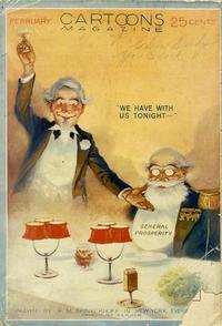 Cover Thumbnail for Cartoons Magazine (H. H. Windsor, 1913 series) #v9#2 [50]