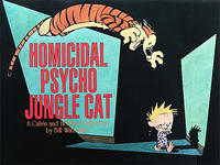 Cover Thumbnail for Homicidal Psycho Jungle Cat (Andrews McMeel, 1994 series) #[nn]