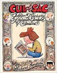 Cover Thumbnail for Cul de Sac Golden Treasury (Andrews McMeel, 2010 series)