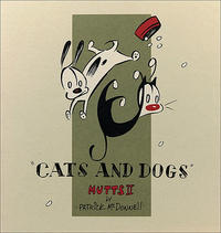 Cover Thumbnail for Mutts (Andrews McMeel, 1996 series) #2 - Cats and Dogs