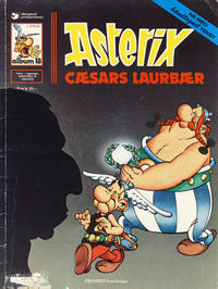 Cover Thumbnail for Asterix (Hjemmet / Egmont, 1969 series) #18 - Cæsars laurbær [3. opplag]