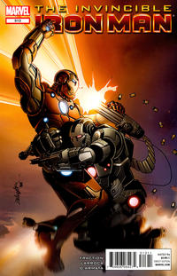 Cover Thumbnail for Invincible Iron Man (Marvel, 2008 series) #513
