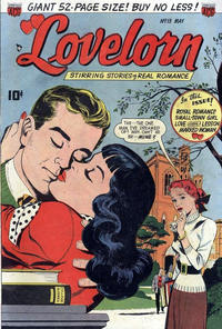 Cover Thumbnail for Lovelorn (American Comics Group, 1949 series) #13
