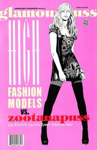 Cover Thumbnail for glamourpuss (Aardvark-Vanaheim, 2008 series) #23