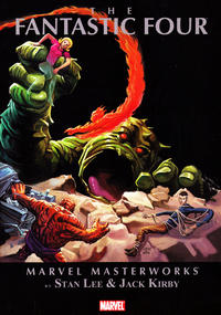 Cover Thumbnail for Marvel Masterworks: The Fantastic Four (Marvel, 2009 series) #1