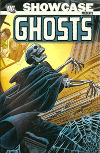 Cover Thumbnail for Showcase Presents: Ghosts (DC, 2012 series) #1