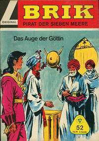 Cover Thumbnail for Brik (Lehning, 1962 series) #52