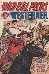 Cover Thumbnail for The Westerner Comics (Orbit-Wanted, 1948 series) #38