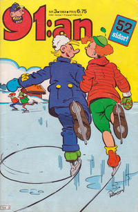 Cover Thumbnail for 91:an (Semic, 1965 ? series) #3/1984