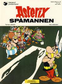 Cover Thumbnail for Asterix (Hjemmet / Egmont, 1969 series) #19 - Spåmannen [1. opplag]