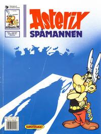Cover Thumbnail for Asterix (Hjemmet / Egmont, 1969 series) #19 - Spåmannen [4. opplag]