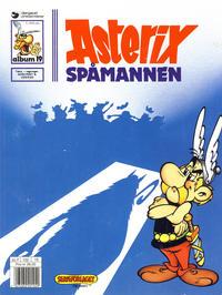Cover Thumbnail for Asterix (Hjemmet / Egmont, 1969 series) #19 - Spåmannen [5. opplag]