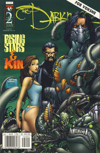 Cover Thumbnail for Darkness (Hjemmet / Egmont, 2000 series) #2/2001