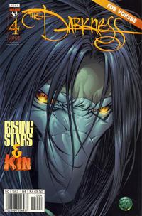 Cover Thumbnail for Darkness (Hjemmet / Egmont, 2000 series) #4/2001