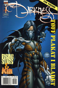 Cover Thumbnail for Darkness (Hjemmet / Egmont, 2000 series) #1/2002