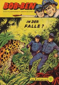 Cover Thumbnail for Bob und Ben (Lehning, 1963 series) #4