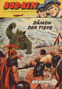 Cover Thumbnail for Bob und Ben (Lehning, 1963 series) #6