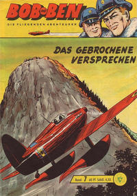 Cover Thumbnail for Bob und Ben (Lehning, 1963 series) #7