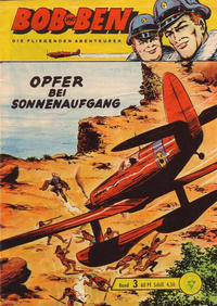 Cover Thumbnail for Bob und Ben (Lehning, 1963 series) #3