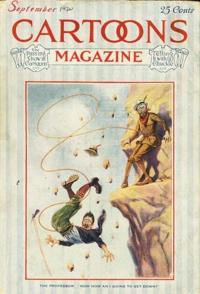 Cover for Cartoons Magazine (H. H. Windsor, 1913 series) #v18#3 [105]