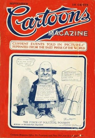 Cover for Cartoons Magazine (H. H. Windsor, 1913 series) #v4#3 [21]