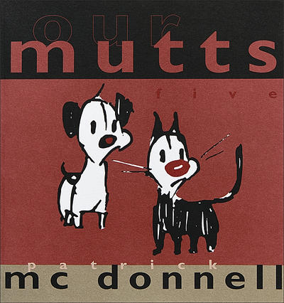 Cover for Mutts (Andrews McMeel, 1996 series) #5 - Our Mutts