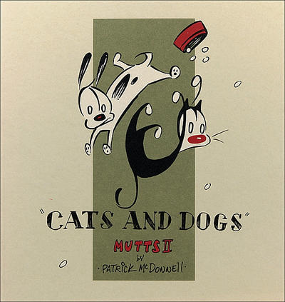 Cover for Mutts (Andrews McMeel, 1996 series) #2 - Cats and Dogs