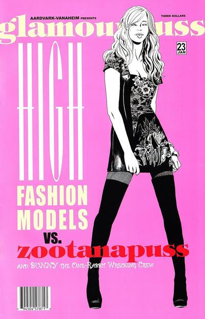 Cover for Zootanapuss (Aardvark-Vanaheim, 2012 series) #2