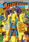 Cover for Supermann (Serieforlaget / Se-Bladene / Stabenfeldt, 1966 series) #6/1969