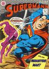 Cover for Supermann (Serieforlaget / Se-Bladene / Stabenfeldt, 1966 series) #12/1968