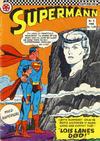 Cover for Supermann (Serieforlaget / Se-Bladene / Stabenfeldt, 1966 series) #5/1968