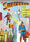 Cover for Supermann (Serieforlaget / Se-Bladene / Stabenfeldt, 1966 series) #7/1967